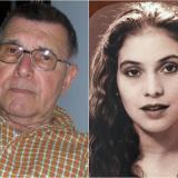 Martín Mestre Yúnez (i), padre de la joven asesinada; Nancy Mestre Vargas (d).