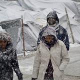 El frío causa más de una veintena de muertos en Europa