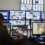 El Distrito empieza el año con 820 cámaras de seguridad para combatir la delincuencia