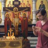 Abren una nueva causa penal contra cazador de pokemones en iglesia rusa