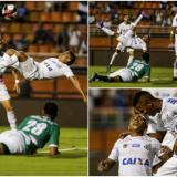 Vladimir se estrena en el Santos con gol de chilena