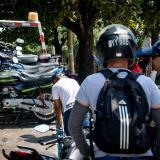 Inmovilizan 130 motocicletas en el primer día sin moto del año en Soledad