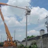 Suspenden energía en corredor turístico por trabajos de Electricaribe