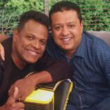 Rafael Santos y Omar Geles homenajearon al Festival Vallenato