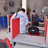 Hurtan computadores de escuela de Manaure en La Guajira