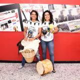 Con homenaje a la tambora se celebrará La Noche del Río