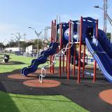 Distrito inaugura este sábado primera etapa del Parque Bicentenario