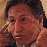 Alejandro Toledo, expresidente del Perú.