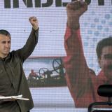 El Aissami, hombre de hierro del chavismo al que EEUU acusa de narcotráfico
