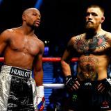 Mayweater asegura que no hay diálogos para enfrentar a McGregor