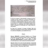 Revocan fallo de tutela en pleito por Fundación Acosta Bendek