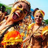 Desde la 1 p.m., 236 grupos folclóricos hacen la fiesta en Desfile del Carnaval del Suroccidente