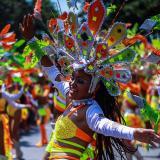 Tradición y color, unidos en el Carnaval del Suroccidente