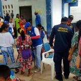Se desarrolló jornada humanitaria en La Guajira