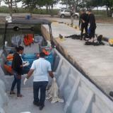 Hallan cuerpo de niño ahogado en el río Magdalena