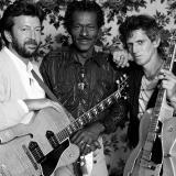 Chuck Berry, el pionero del rock que inspiró a leyendas de la música