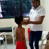 En brigada de salud, encuentran 8 niños con desnutrición aguda en Valledupar