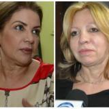 María Paulina Ceballos y Silvia Gette Ponce, quienes eran investigadas por el asesinato de Fernando César Cepeda Vargas.