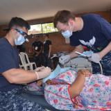En jornada humanitaria Promesa Continua, 10.000 wayuu fueron atendidos