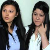 Laura Moreno y Jessy Quintero, quienes fueron absueltas por la muerte de Luis Andrés Colmenares.