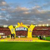 La Liga Colombiana, segunda mejor del mundo según la IFFHS