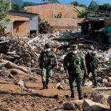 Cruz Roja concluyó etapa de búsqueda en Mocoa
