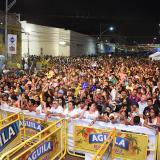 Más de 30.000 personas asistieron a Baila la Calle el sábado, según informó la secretaría de Cultura.