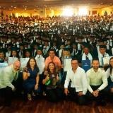 752 jóvenes se gradúan en el programa Universidad Al Barrio