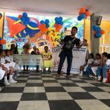 Continúa la VIII Muestra Itinerante de Niños Cuenteros