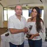 Natalia Nassar se llevó el título en Torneo de Golf Copa Ciudad de Barranquilla