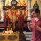 Fiscalía pide 3,5 años de cárcel para cazador de pokémones en iglesia rusa