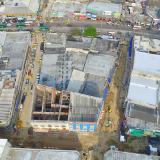 Así va la peatonalización  del Centro de Barranquilla