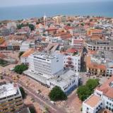 Panorámica de la ciudad de Cartagena.