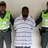 Capturan a presunto violador de una menor de nueve años en El Espinal