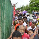 18 constructores atienden a asistentes a feria de Vivienda Mi Casa Ya junto al 'Metro'