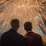 Atleta olímpico gay se casa al estilo 'Romeo y Julieta'