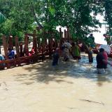 Cinco departamentos de la Costa en alerta ante incesantes lluvias