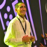 Sergio Moya Molina, gran homenajeado en el Festival Distrital de Acordeón