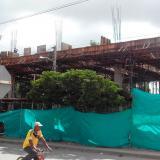 La obra que colapsó en Maicao no tenía licencia: Planeación Municipal