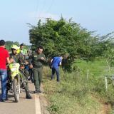 En la zona hay personal experto de la Policía indagando sobre dicha explosión.