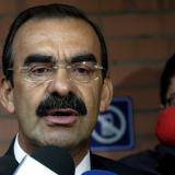 General Palomino no acepta cargos por tráfico de influencias