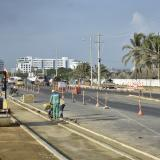 Vía Cartagena-Barranquilla no será suspendida hasta tanto se surtan estudios: Anla
