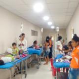49 niños se intoxican en CDI de Maicao