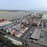 Carga represada en Buenaventura saldrá por puertos de la Costa Caribe