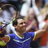 Nadal arrolla a Bautista y vuela a los cuartos de Roland Garros