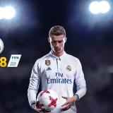 Cristiano Ronaldo, nueva imagen de la portada del Fifa 18