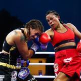 Cartagenera Cecilia Braekhus se ratificó como la mejor boxeadora del mundo