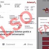 Evite ser engañado con promociones falsas de aerolíneas