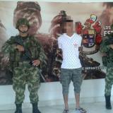 22 años de condena recibe alias la Araña  por crimen en 'Plan Pistola'