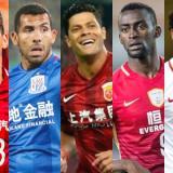 Cinco fichajes que han revolucionado el fútbol chino